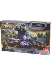 Hot Wheels Piste Avengers Infinity War Mattel DKT27