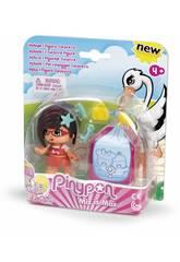 Pin et Pon avec la célèbre surprise de bébé 700014088