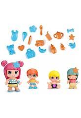 Pinypon Bébés et FiguresCélèbre Pack 4 700014101