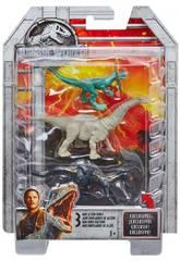 Jurassic World Pack de 3 Mini Dinosaures Mattel FPN72