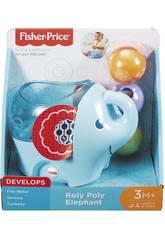 Fisher-Price Altalena di elefante Mattel DYW57