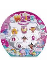 Wizies Pack 8 Figuras Famosa 700014293