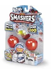 Smashers Pack 3 Famosa 700014386