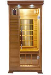 Sauna Infrarossi Luxe - 1 Posto