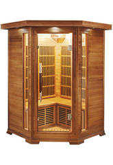 Sauna Infrarouges Luxe - 2/3 Places