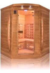 Sauna Infrarouges Spectra 3 Places Angulaires