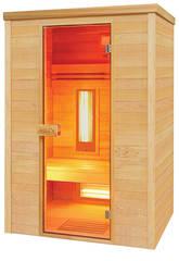 Sauna Infrarrojos Multiwave 2 Plazas Poolstar HL-MW02-K