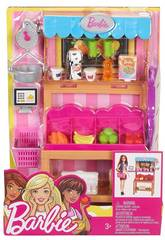 Barbie Playset I can Be Mobili Professioni Mattel FJB25