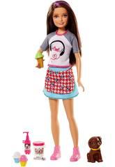S?urs de Barbie avec Accessoires Mattel FHP61