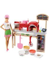 Barbie Pizzeria Mattel FHR09