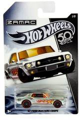 Hot Wheels 50th Anniversary Zamac Themed assortimento Mattel FRN23