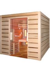 Sauna Hybrid -Movilidad reducida- Poolstar HL-HC04A-K
