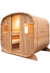 Sauna Traditional Barrel Poolstar HL-ED1020