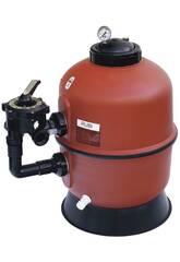 Filtro de Areia Filtro Rubi 500 QP 560062