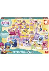 Shimmer And Shine Kit Spécial 8 en 1