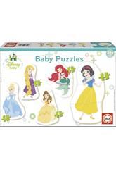 Puzzle Baby Princesas Disney Educa 17754