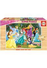Puzzle 100 Principesse Disney Educa 17628