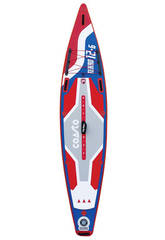 Planche Paddle Surf Gonflable Coasto Turbo 381 x 76 cm