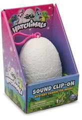 Hatchimals Peluche avec Clip et Son Bizak 5547