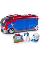 Patrulla Canina Mission Cruiser Autobus Bizak 6719