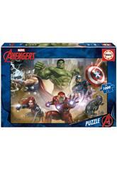 Puzzle 1000 Les Avengers Educa 17694