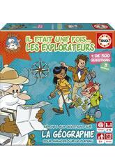 Mini Jeu Il Etait Une Fois ... Les Explorateurs Educa 17354