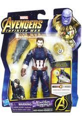 Avengers Infinity War Figurine 15 cm avec Accessoire Hasbro E0605