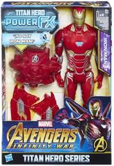 Marvel Avengers infinity War Statuetta Titan Power FX 30 cm