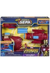 Avengers Iron Man Asembler Gear de Nerf Hasbro E0562