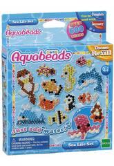 Aquabeads Set Animaux du monde marin Epoch Pour Imaginer 79138