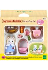 Sylvanian Families Set Kindegarten Picknick Epoch Für Imagination 5103