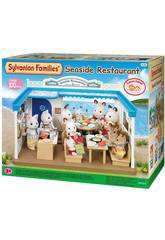 Sylvanian Families Restaurant am Meer Epoch Für Imagination 4190