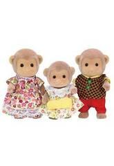 Famílias Sylvanian Macacos Epoch To Imagine 5214