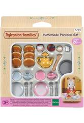 Sylvanian Families Set De Gouter Pancake Epoch d'Enfance 5225