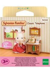 Sylvanian Families Téléphone Classique Epoch d'Enfance 5030