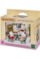 Sylvanian Families Salon de Jardin Epoch d'Enfance 4507