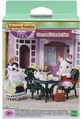 Sylvanian Town Series Tee-Set Epoch Für Imagination 6012