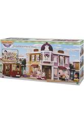 Sylvanian Town Series Warenhaus Epoch Für Imagination 6017