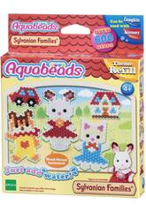 Aquabeads Set Personagens Sylvanian Famílias Epoch Para Imagine 31068
