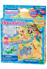 Aquabeads Zoo Life Multicolore Epoch 31078