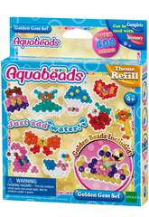 Aquabeads Golden Gem set, multicolore Epoch 31048