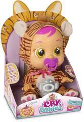 Bambola Cry Babies Bebè Nala IMC Toys 96387