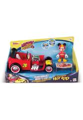 Véhicule Transformable Hot Doggin Hot Road IMC Toys 182813