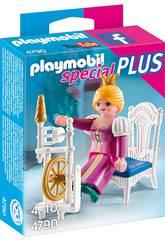Playmobil Princesa con Rueca de Hilar