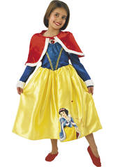Disfraz niña Blancanieves Winter T-M Rubies 887091-M
