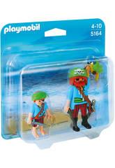 Playmobil Duopack Pirates