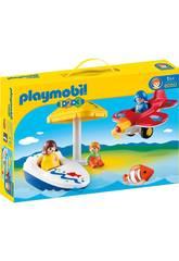 Playmobil 1.2.3 Diversão de Férias