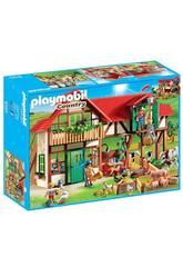 Fazenda Playmobil