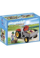 Playmobil Cosechadora 6131