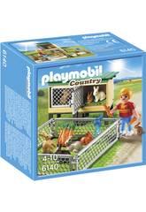 Playmobil Conejeras 6140